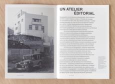ÉDITIONS B42 ♦● Architecture et typographie