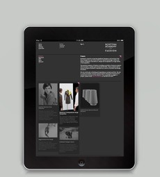 Graphical House - Scottish Academy of Fashion