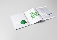 Best Awards - Alt Group. / Homestar brand book