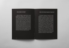 Best Awards - Alt Group. / Better by Design – Design Integration Handbook