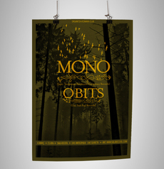 MONO (Jp) poster on the Behance Network