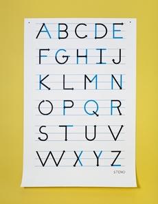 Felix Weigand - Steno, Poster, 2011