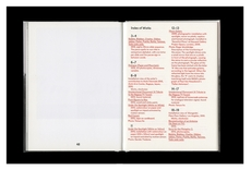 Felix Weigand - Amalia Pica, Catalogue for exhibition at Konsthall Malmo, 2011