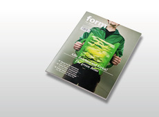 hauser lacour » projekte » editorial design » form