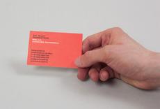 Just Burgeff Architekten – Identity | Alexander Lis
