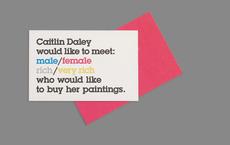 Graphic Design Edinburgh / Nineteen Eighty Five 1985 / Caitlin Daley