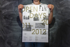 LCA Open Days - Workshop Graphic Design & Print - Harrogate & Leeds, Yorkshire