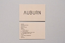 Auburn - Workshop Graphic Design & Print - Harrogate & Leeds, Yorkshire