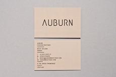 Auburn - Workshop Graphic Design & Print - Harrogate & Leeds, Yorkshire
