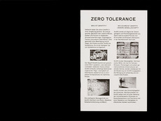 Zero Tolerance : Rollo Press™