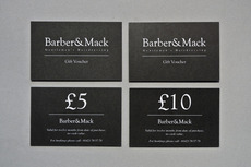 Barber&Mack - Workshop Graphic Design & Print - Harrogate & Leeds, Yorkshire