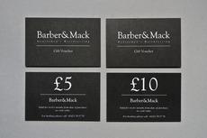Barber&Mack - Workshop Graphic Design & Print - Harrogate & Leeds, Yorkshire
