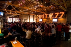 Spirit of 77 / Branding, Signage, Marketing, Design & Build / The Official Manufacturing Company