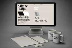 Logo & Branding: Whyte Lilja « BP&O – Logo, Branding, Packaging & Opinion by Richard Baird