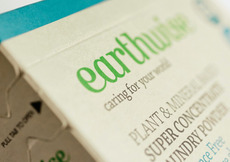 Branding & Packaging: Earthwise « BP&O – Logo, Branding, Packaging & Opinion by Richard Baird