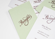 Logo & Branding: Beaujais « BP&O – Logo, Branding, Packaging & Opinion by Richard Baird