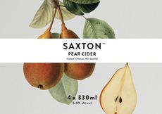Branding & Packaging: Saxton Cider « BP&O – Logo, Branding, Packaging & Opinion by Richard Baird
