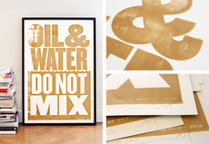 ANTHONY BURRILL - OIL AND WATER DO NOT MIX