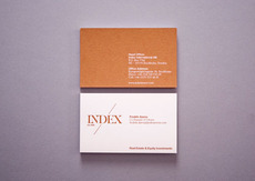 Nikolaj Kledzik – Art Direction & Graphic Design – Index International – Visual Identity