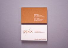 Nikolaj Kledzik – Art Direction & Graphic Design – Index International – Visual Identity
