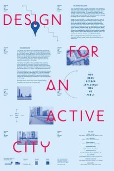 Design for an Active City | COÖP