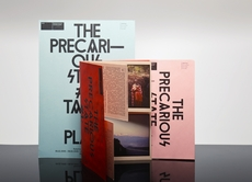 Felix Weigand - The Precarious State, Invitations for exhibition series of SKOR, Amsterdam, 2009