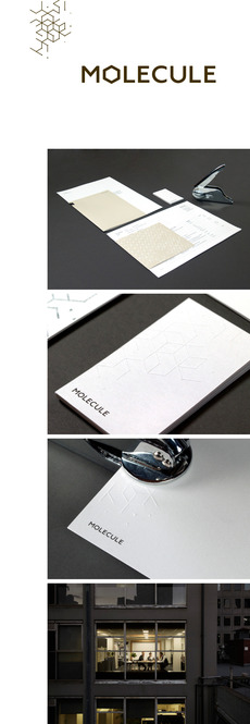 Selected Work - Molecule - studio round | multi-disciplinary design | melbourne, australia