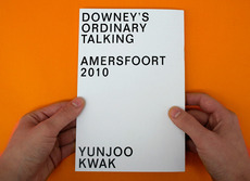 Downey's Ordinary Talking | Isabelle Vaverka