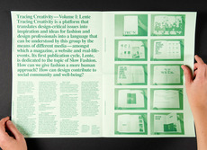 Tracing Creativity | Isabelle Vaverka