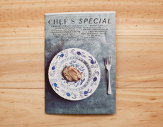 MASH - PURVEYORS OF THE FINE - ART DIRECTION & DESIGN - Chef's Special #70