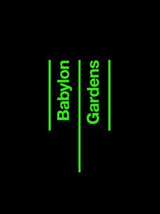 Babylon Gardens. Brand Identity, Stationery Design, Web Design. Everything Design. Auckland, New Zealand.
