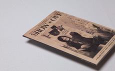 QUSQUS | Graphic design & Art direction by Dima Kuzmichev: Show Off Magazine