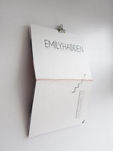 Emily Hadden - Graphic Design, Illustration.