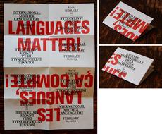 Languages Matter! → Zak Klauck