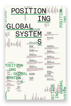 Global Positioning → Zak Klauck