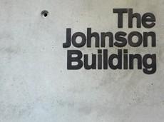 The Johnson Building identity | Cartlidge Levene