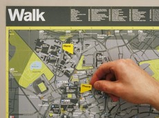 WalkRide map | Cartlidge Levene
