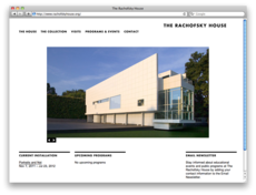 Project Projects — The Rachofsky House