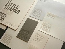 Bedroc | Lovely Stationery