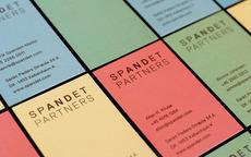 Spandet And Partners identitet   Re-public