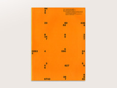 Display | Typographische Monatsblatter 1958 Number 8/9 August/Sept | Collection