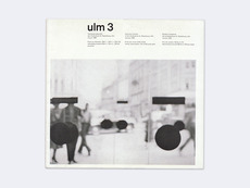 Display | Journal of the Hochschule fur Gestaltung ulm 3 | Collection