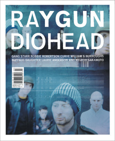 Ray Gun Magazine Covers : Chris Ashworth
