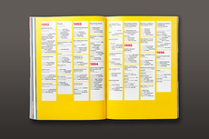 Magazine and Editorial Graphic Design Inspiration - MagSpreads: Jazz 20 Year Edition Book