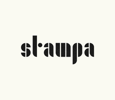 Schrift Stampa — Jens Windolf, Grafikdesign