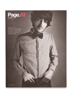 Face. Works. / Page. The Magazine.