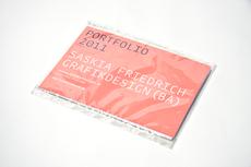 Print Portfolio: Saskia Friedrich
