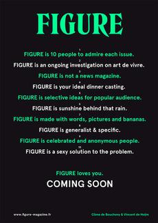 FIGURE Magazine