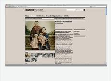 Culture Victoria Website | SUBFAUNA