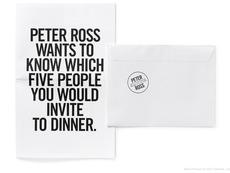 Peter Ross Promo - Jennifer Lee